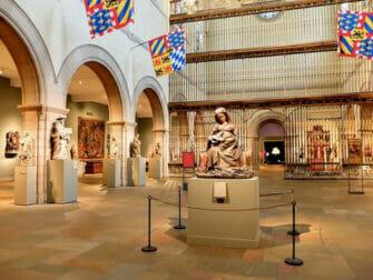 纽约大都会艺术博物馆 - 中世纪艺术