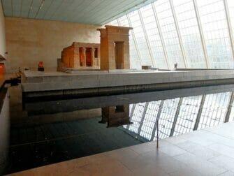 纽约大都会艺术博物馆 - 埃及丹铎神庙