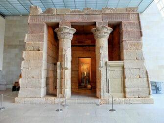 纽约大都会艺术博物馆 - 丹铎神庙