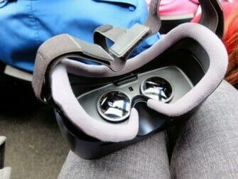 纽约The Ride观光巴士 - VR眼镜