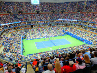 美国网球公开赛门票 - 网球比赛