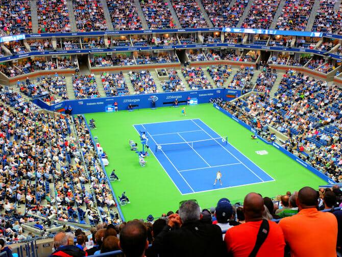 美国网球公开赛门票