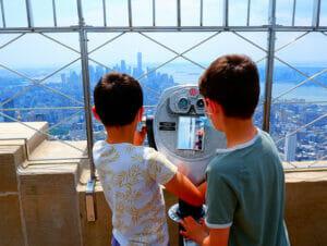纽约适合带孩子去的地方