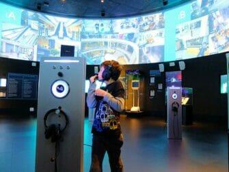 纽约适合带孩子去的地方 - Spyscape间谍博物馆