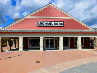纽约Woodbury奥特莱斯 - Michael Kors