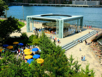 纽约布鲁克林大桥公园 - Jane's Carousel