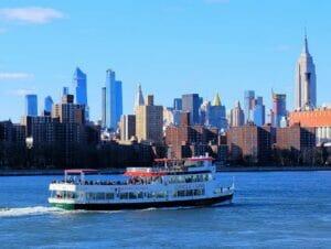 纽约日间观光游船