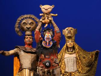 百老汇音乐剧《狮子王》门票 - 拉飞奇
