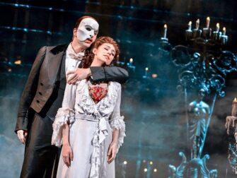 百老汇音乐剧《歌剧魅影》 - 魅影和克里斯汀