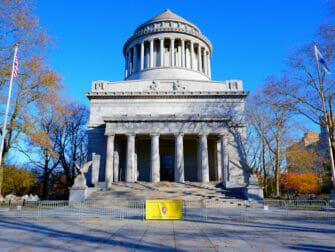 纽约老兵节 - 格兰特将军墓
