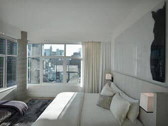 纽约的浪漫酒店 - The James Hotel
