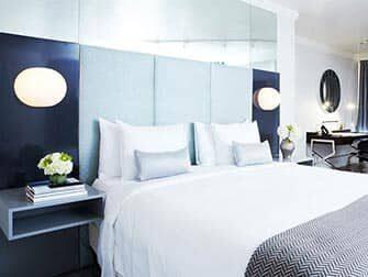 纽约的浪漫酒店 - The London NYC
