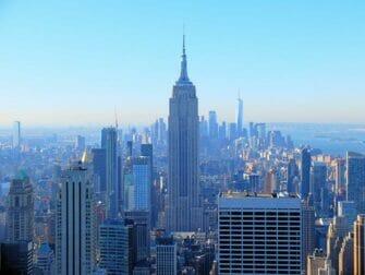纽约巴士游和景点折扣套票 - 帝国大厦