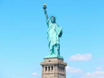 纽约巴士游和景点折扣套票 - 自由女神像
