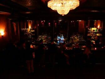 纽约的隐藏(地下)酒吧之旅 - 鸡尾酒吧