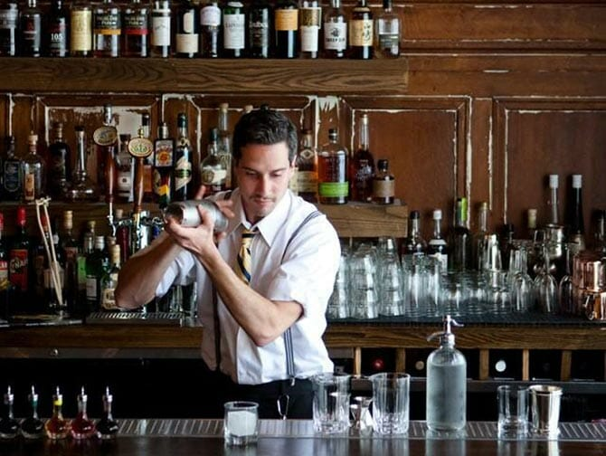 纽约的隐藏(地下)酒吧之旅