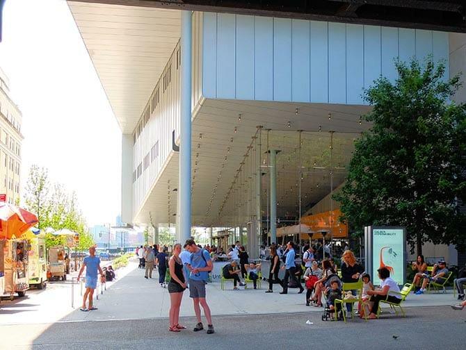 纽约惠特尼博物馆