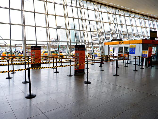 JFK机场至长岛市的交通方式