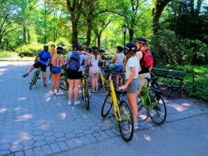 纽约自行车骑行之旅