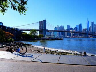 纽约自行车租赁 - 布鲁克林大桥