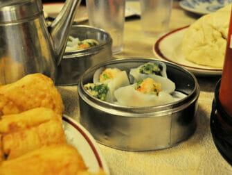 唐人街和小意大利美食之旅 - 点心