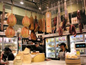 唐人街和小意大利美食之旅 - 意大利奶酪