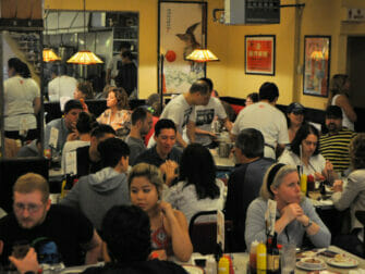 唐人街和小意大利美食之旅 - 餐厅