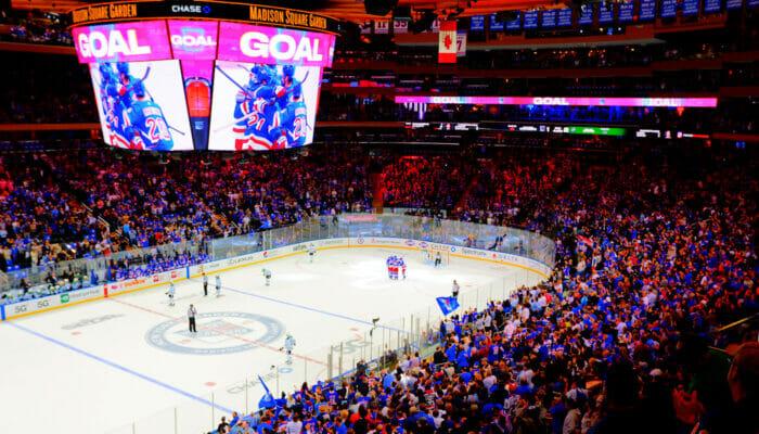 纽约NHL冰球