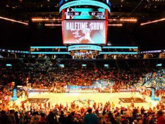 纽约自由人篮球队门票 - 比赛