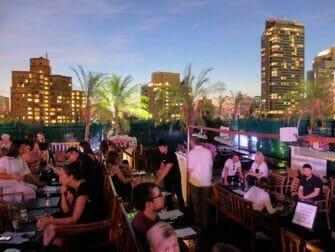 纽约屋顶酒吧之旅 - 230Fifth