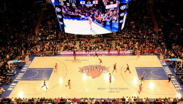 纽约NBA篮球