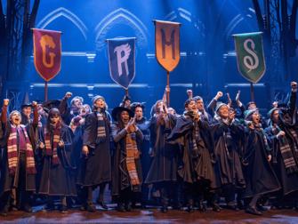 百老汇音乐剧《哈利·波特与被诅咒的孩子》门票 - 霍格沃兹