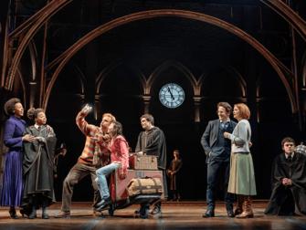 百老汇音乐剧《哈利·波特与被诅咒的孩子》门票 - 新一代