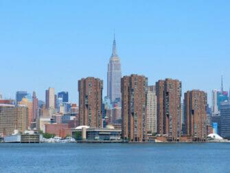 纽约渡轮NYC Ferry - 城市建筑