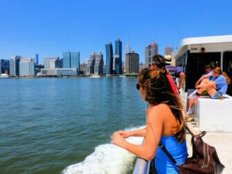 纽约渡轮NYC Ferry - 乘坐渡轮