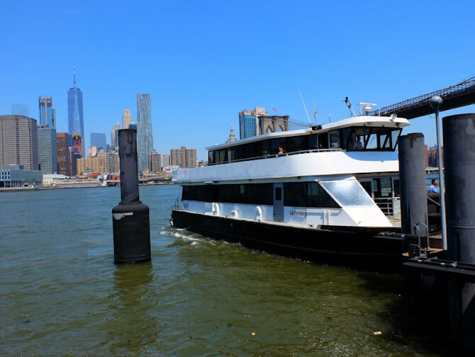 纽约渡轮NYC Ferry