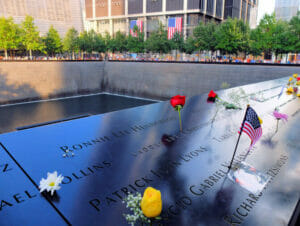 纽约9/11纪念日
