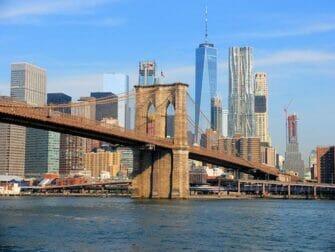 纽约探索家通票和纽约通票的区别 - 布鲁克林大桥