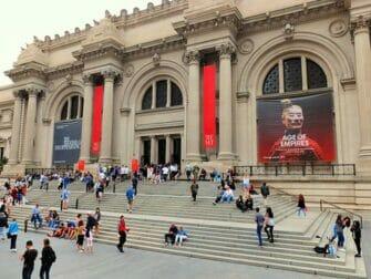 纽约探索家通票和纽约通票的区别 - 大都会博物馆