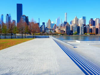 纽约罗斯福岛 - 纪念公园
