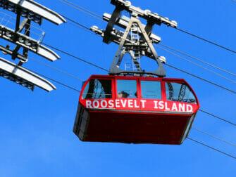 纽约罗斯福岛 - 空中缆车