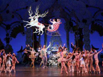 纽约芭蕾舞剧《胡桃夹子》门票 - 圣诞节