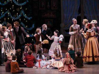 纽约芭蕾舞剧《胡桃夹子》门票 - 家庭聚会