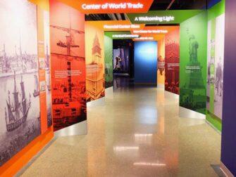 纽约9/11致敬博物馆 - 历史