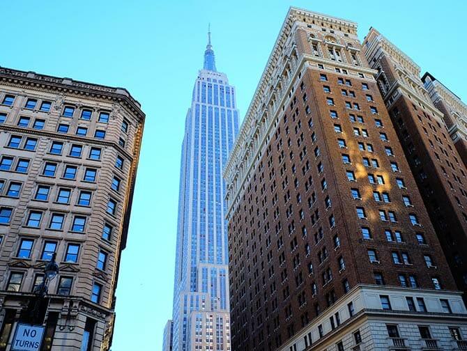 纽约经典电影之旅