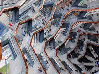 纽约Vessel - Vessel结构