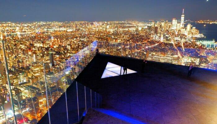 New York Sightseeing Day Pass 纽约观光天卡 - Edge观景台