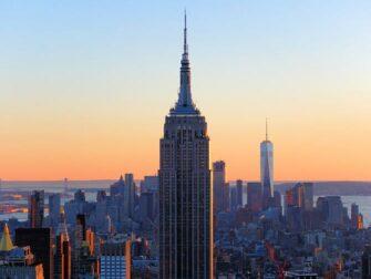 纽约观光随行卡和纽约探索家通票的区别 - 帝国大厦