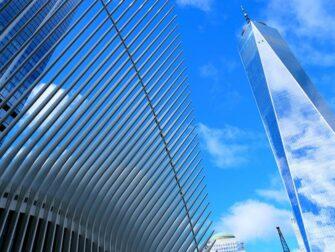 纽约观光随行卡和纽约探索家通票的区别 - 世贸中心一号楼观景台