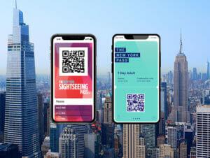 纽约观光天卡和纽约通票的区别